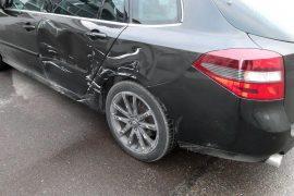Renault Laguna – Seitenschaden